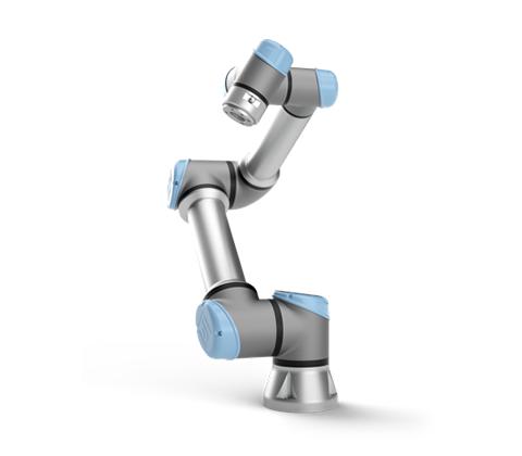 Robot Colaborativo :  UR3e - Gama E-Series